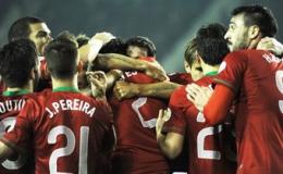 Vắng Ronaldo, Bồ Đào Nha vẫn thắng dễ Azerbaijan