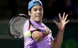 Lão tướng Haas biến Djokovic thành cựu vô địch