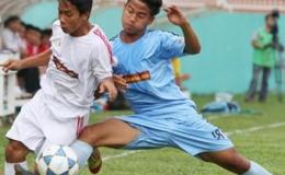 Hôm nay, vòng chung kết giải bóng đá U19 toàn quốc