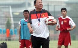 Ông Hoàng Văn Phúc được chọn là HLV đội tuyển bóng đá quốc gia