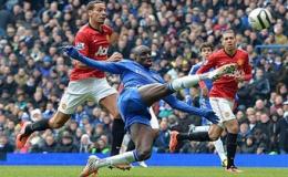 """Chelsea vào bán kết Cúp FA nhờ """"người hùng"""" Demba Ba"""