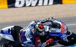 Lorenzo giành pole đầy ấn tượng