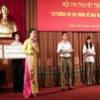 """Chung kết Hội thi thuyết trình """"Tư tưởng Hồ Chí Minh về đạo đức công vụ"""""""