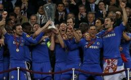 Hạ Benfica, Chelsea lần đầu lên đỉnh Europa League