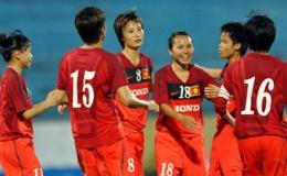 ĐT bóng đá nữ Việt Nam gặp chủ nhà Bahrain