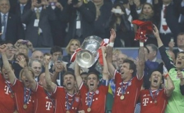 Vượt lên nghịch cảnh, Bayern Munich vô địch Champions Leaugue