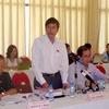 Thảo luận tại tổ về Dự thảo sửa đổi Hiến pháp năm 1992