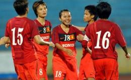 Việt Nam giành quyền đăng cai Asian Cup 2014 nữ