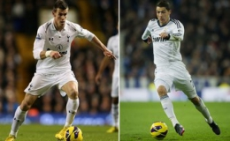 M.U chiêu mộ Ronaldo: Nút thắt ở… Gareth Bale