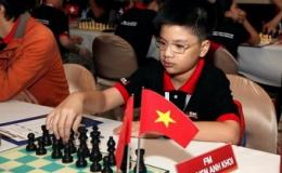 Anh Khôi vô địch U.16 Đông Nam Á