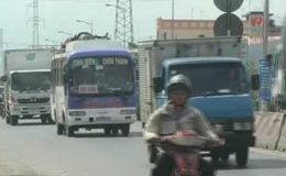 An toàn giao thông ngày 27.01.2014