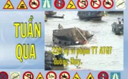 An toàn giao thông ngày 28.01.2014