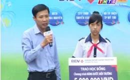 Hoàn cảnh em Trương Thị Thùy Linh