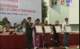 """Phim tài liệu """"Những bà Mẹ Việt Nam anh hùng trên đất Tiền Giang:"""