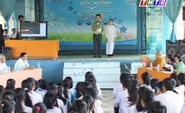 Hoàn cảnh em Trần Thị Bạch Phi – Gò Công Đông