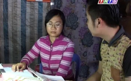 Hoàn cảnh gia đình em Lê Thị Hồng Thắm
