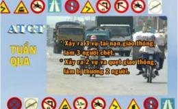 An toàn giao thông ngày 24.08.2014