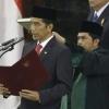 Tân Tổng thống Indonesia tuyên thệ nhậm chức