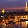 Du thuyền trên sông Seine – Pháp