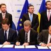 Nga và Ukraine đạt được thỏa thuận nối lại nguồn cung khí đốt