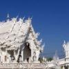 Độc đáo ngôi chùa Trắng Wat Rong Khun ở Thái Lan