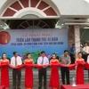 Khai mạc triển lãm kỷ niệm 45 năm thực hiện di chúc của Chủ tịch Hồ Chí Minh