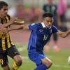Thắng Malaysia, Thái Lan mơ đến chức vô địch AFF Cup