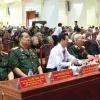 Mít tinh trọng thể kỷ niệm 70 năm Ngày thành lập Quân đội Nhân dân Việt Nam