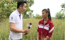 Hoàn cảnh gia đình em Nguyễn Thị Thanh Thảo
