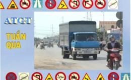 An toàn giao thông ngày 14.01.2015