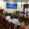 Hội nghị trực tuyến tổng kết công tác phòng, chống lụt bão  và tìm kiếm cứu nạn năm 2014