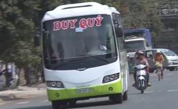 """""""Phản ánh của nhân dân xoay quanh hoạt động vận tải hành khách của Công ty xe Duy Qúy"""""""