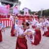 Sôi động lễ hội Hoa anh đào Nhật Bản 2015