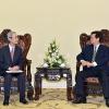 Thủ tướng tiếp Chủ tịch Ngân hàng BTMU, Nhật Bản