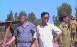 """Phim tài liệu """"Bốn mươi năm giải phóng miền Nam: Tập 9 – Quốc phòng, an ninh"""""""