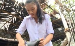 """Nâng bước đến trường """"Hoàn cảnh em Lê Thị Lành"""""""