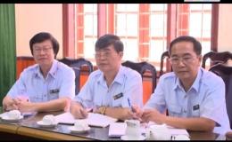 """Phim tài liệu """"Thanh tra tỉnh Tiền Giang 39 năm xây dựng và phát triển"""" tập 1."""