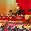 Đại hội thông qua danh sách bầu cử Ban Chấp hành Trung ương khoá XII