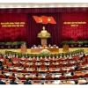 Tổng Bí thư Nguyễn Phú Trọng phát biểu ý kiến khai mạc Hội nghị lần thứ 14 Ban Chấp hành Trung ương Đảng khóa XI