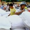 Tiếp tục hỗ trợ gạo cho 5 tỉnh