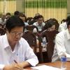 Sơ kết công tác chuẩn bị bầu cử ĐBQH khóa XIV và HĐND các cấp  nhiệm kỳ 2016-2021