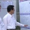 Lãnh đạo tỉnh kiểm tra công tác bầu cử tại TP. Mỹ Tho