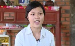 """Nâng bước đến trường """"Hoàn cảnh em Nguyễn Thị Kim Hằng – Trường THPT Tân Hiệp – Châu Thành"""""""