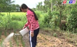 Hoàn cảnh em Nguyễn Thị Thu Thùy – Thị xã Gò Công