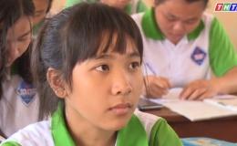 """Nâng bước đến trường """"Hoàn cảnh em Nguyễn Thị Trúc Tuyền"""""""