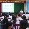Hội nghị tư vấn pháp luật cho hơn 100 công nhân, viên chức, lao động ngành công thương