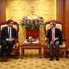 Đẩy mạnh hợp tác phát triển ngành dược Việt Nam