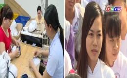 """Nâng bước đến trường """"Hoàn cảnh em Nguyễn Phạm Tú Uyên"""""""