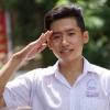 Hình ảnh về bạn Trần Văn Sĩ – Trường THPT Thiên Hộ Dương, huyện Cái Bè, Tiền Giang. Nhất quý 1_năm 2016