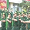 Bộ đội Biên phòng Tiền Giang tổ chức Lễ ra quân huấn luyện năm 2017
